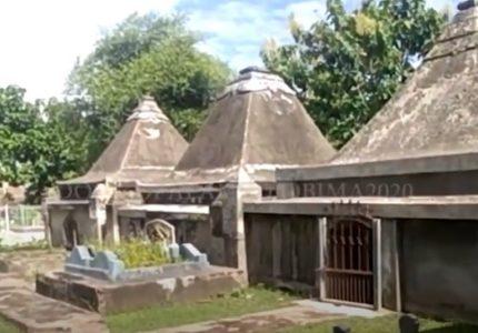 Situs Makam Tolobali, Makam Para Kesatria Kesultanan Bima