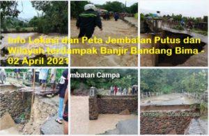Lokasi Terdampak banjir